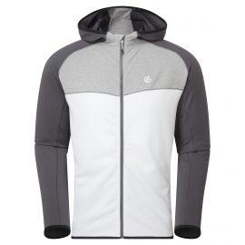 Dare2b, Ratified Ii Stretch bluza mężczyźni biały
