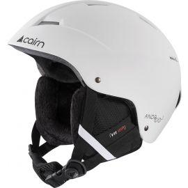 Cairn, Android J, Kask narciarski dla dzieci, biały mat