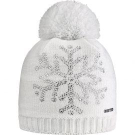 Cairn, Noëlla, czapka narciarska, damska, biała