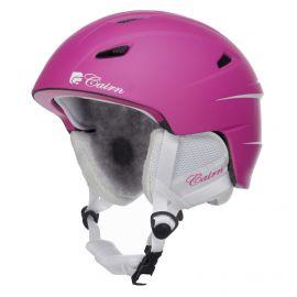 Cairn, Electron U, kask narciarski, różowy mat