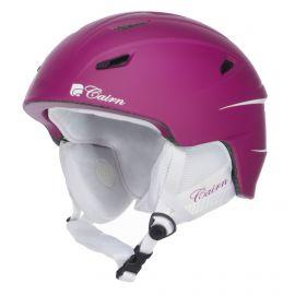 Cairn, Electron U, kask narciarski, żurawinowy mat