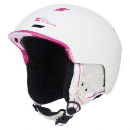 Cairn, Equalizer, kask narciarski, biało-różowy mat