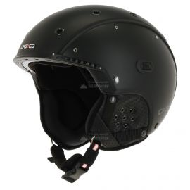 Casco, SP-3 Airwolf, kask narciarski, czarny