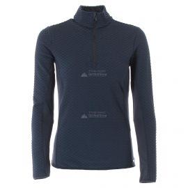 CMP, Half zip shirt, bluza, kobiety, niebieska