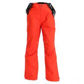 CMP, Salopette ski pants, spodnie narciarskie, dzieci, tango pomarańczowy