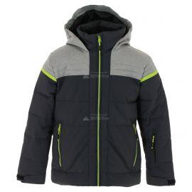 CMP, Ski jacket fix hood, kurtka narciarska, dzieci, antracite niebieski