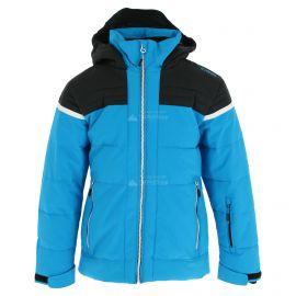 CMP, Ski jacket fix hood, kurtka narciarska, dzieci, river niebieska