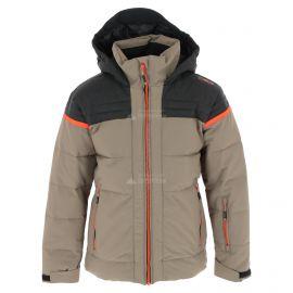 CMP, Ski jacket fix hood, kurtka narciarska, dzieci, torba zielony