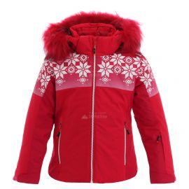 CMP, Ski jacket snaps hood, kurtka narciarska, dzieci, Rhodamine różowy