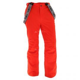 CMP, Ski pants, spodnie narciarskie, mężczyźni, tango pomarańczowy