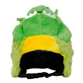 CrazeeHeads, Alligator, nakładka na kask