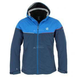 Dare2b, Cohere, kurtka narciarska, mężczyźni, oxford niebieski