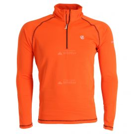 Dare2b, Fuse up core stretch, bluza, duże rozmiary, mężczyźni, pomarańczowy