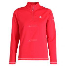 Dare2b, Lowline core stretch, bluza, duże rozmiary, kobiety, czerwony