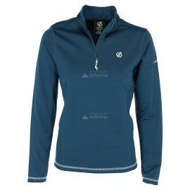 Dare2b, Lowline core stretch, bluza, duże rozmiary, kobiety, wing niebieski