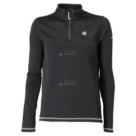 Dare2b, Lowline core stretch, bluza, duże rozmiary, kobiety, czarny