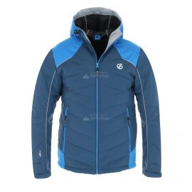 Dare2b, Maxim, kurtka narciarska, mężczyźni, aluminium niebieski