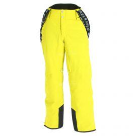 Deluni, Challenger 2, spodnie narciarskie, mężczyźni, żółty/zielony