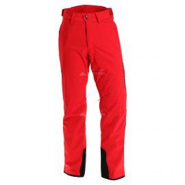 Descente, Stock, spodnie narciarskie, mężczyźni, Electric czerwony