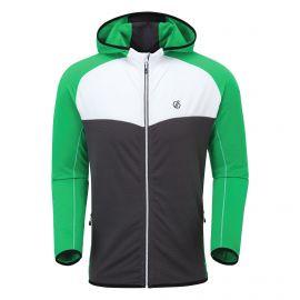 Dare2b, Ratified Ii Stretch bluza mężczyźni vivid zielony