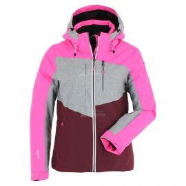 Icepeak, Calion, kurtka narciarska, kobiety, szary/różowy