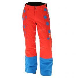 Icepeak, Centerton, spodnie narciarskie, mężczyźni, coral czerwony