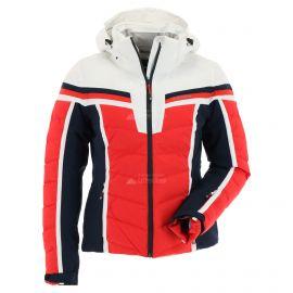 Icepeak, Flora, kurtka narciarska, kobiety, coral czerwony