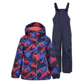 Icepeak, Jetmore KD, komplet narciarski, dzieci, aqua niebieski