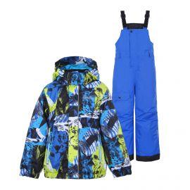 Icepeak, Jetmore KD, komplet narciarski, dzieci, zielony