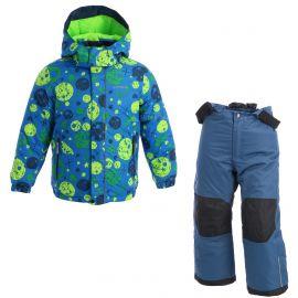 Icepeak, Jode KD, komplet narciarski, dzieci, niebieski
