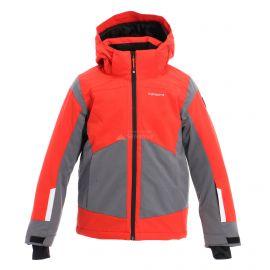 Icepeak, Langley JR, kurtka narciarska, dzieci, coral czerwony