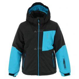 Icepeak, Leith JR, kurtka narciarska, dzieci, melange czarny