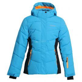 Icepeak, Lille JR, kurtka narciarska, dzieci, turquoise niebieski