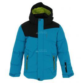 Icepeak, Linton JR, kurtka narciarska, dzieci, turquoise niebieski