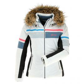 Kilpi, Aniela kurtka narciarska kobiety biały