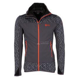 Kilpi, Assasin, bluza narciarska, męska, duże rozmiary, grey
