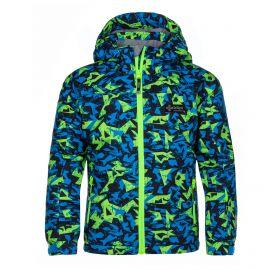 Kilpi, Ateni-JB, kurtka narciarska, dzieci, zielony