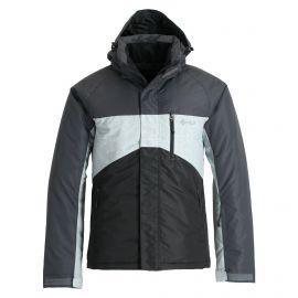 Kilpi, Ober, kurtka narciarska, duże rozmiary, mężczyźni, czarny
