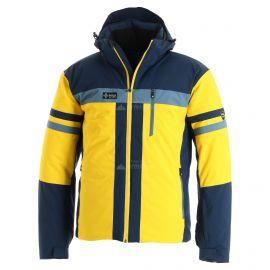 Kilpi, Ponte, kurtka narciarska, mężczyźni, żółty