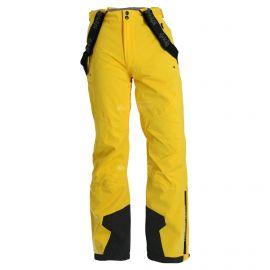Kilpi, Reddy, spodnie narciarskie, duże rozmiary, mężczyźni, żółty