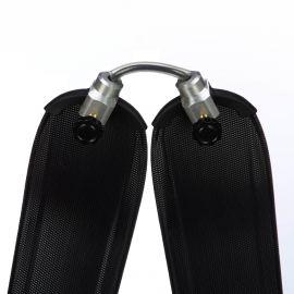 KnowHow, Ski easy tube pro, akcesoria, unisex, Aluminium szary