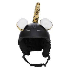 KnowHow, uszy na kask narciarski, pantera
