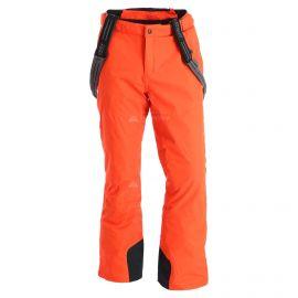 Maier Sports, Anton 2, spodnie narciarskie, duże rozmiary, mężczyźni, Tangerine Tango pomarańczowy