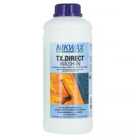 Nikwax, TX. Direct Wash-in, 1 liter, środek impregnujący do odzieży narciarskiej i outdoorowej