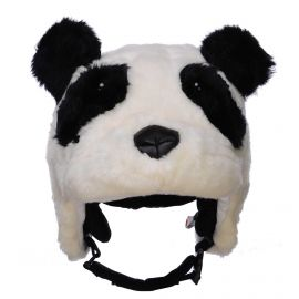 CrazeeHeads, Panda, nakładka na kask