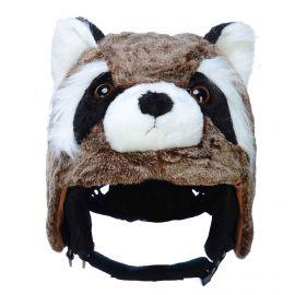 CrazeeHeads, Raccoon, nakładka na kask