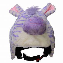 CrazeeHeads, Zebra helmet cover