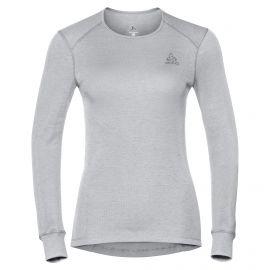 Odlo, Active Warm BL, koszulka termoaktywna, kobiety, szary
