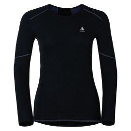 Odlo, Active X-Warm BL, koszulka termoaktywna, kobiety, czarny