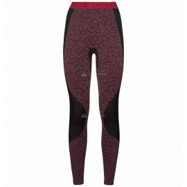 Odlo, Blackcomb BL, spodnie termoaktywne, kobiety, cerise czarny